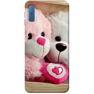 los angeles 853a8 b3e15 FurnishFantasy Mobile Back Cover for Samsung Galaxy A7 2018 (Product ID -  0023)
