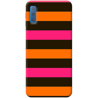 FurnishFantasy Mobile Back Cover for Samsung Galaxy A7 2018 (Product ID - 1141)
