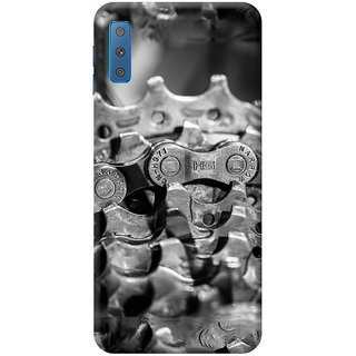 FurnishFantasy Mobile Back Cover for Samsung Galaxy A7 2018 (Product ID - 1855)