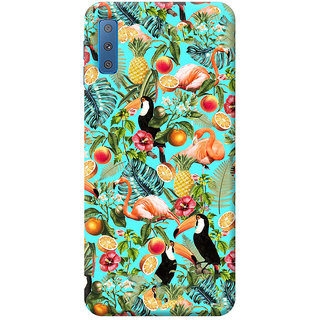 FurnishFantasy Mobile Back Cover for Samsung Galaxy A7 2018 (Product ID - 1870)