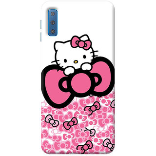 FurnishFantasy Mobile Back Cover for Samsung Galaxy A7 2018 (Product ID - 1156)