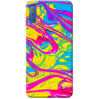 FurnishFantasy Mobile Back Cover for Samsung Galaxy A7 2018 (Product ID - 1507)