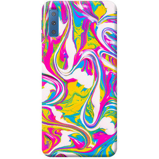 FurnishFantasy Mobile Back Cover for Samsung Galaxy A7 2018 (Product ID - 1508)