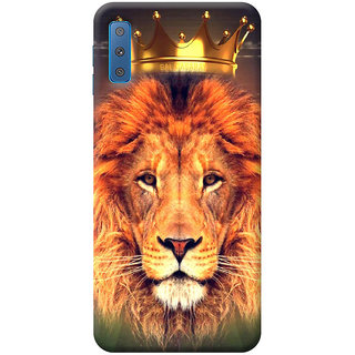 FurnishFantasy Mobile Back Cover for Samsung Galaxy A7 2018 (Product ID - 0414)