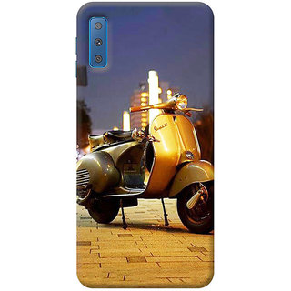 FurnishFantasy Mobile Back Cover for Samsung Galaxy A7 2018 (Product ID - 1158)