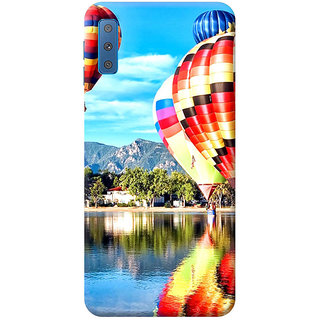 FurnishFantasy Mobile Back Cover for Samsung Galaxy A7 2018 (Product ID - 0435)