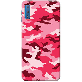 FurnishFantasy Mobile Back Cover for Samsung Galaxy A7 2018 (Product ID - 1528)