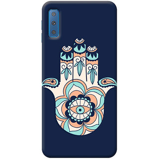 FurnishFantasy Mobile Back Cover for Samsung Galaxy A7 2018 (Product ID - 1178)
