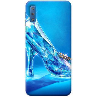 FurnishFantasy Mobile Back Cover for Samsung Galaxy A7 2018 (Product ID - 0437)