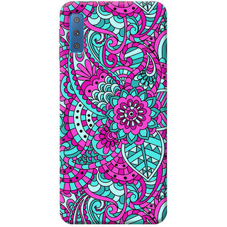 FurnishFantasy Mobile Back Cover for Samsung Galaxy A7 2018 (Product ID - 1179)