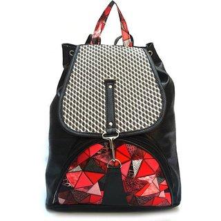 Styler King Designer Backpack Black