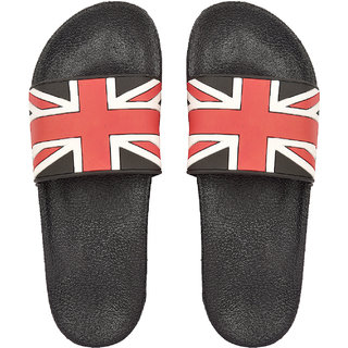 bb92683c1 Buy DRUNKEN Men s Slide Flip Flop Slippers Online - Get 46% Off