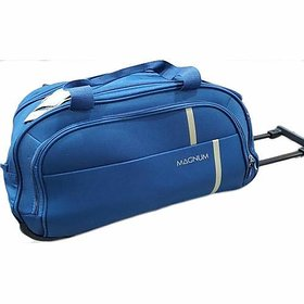 Safari Magnum 55 Duffel Trolley Bag
