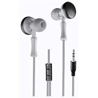 Zebronics Twin head Stereo earphones for sports