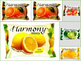 Harmony Fruity Soap - Pack of Six (6)
