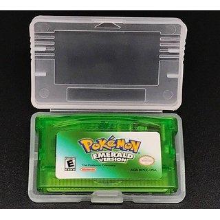 Buy TCOS TECH Pokemon Emerald GBA Gameboy Advance Cartridge