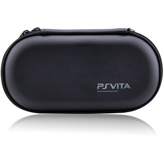 TCOS TECH Hard Shell Case Cover Bag Pouch For Sony Playstation PS Vita PSV  2000 Black