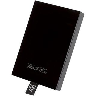 TCOS TECH 250GB HDD Hard Disk Drive for Xbox 360 Slim / Xbox 360 E