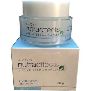 Avon Nutra Effects Hydration Gel Cream  (50 g)