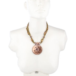 Voylla Artistically Designed Necklace With Majestic Charm For Women