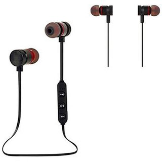 Wireless  Sports Bluetooth Magnet Earphone  Headset  Headphone, Colour as in Picture