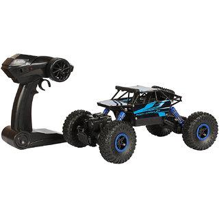 Toys for children Dirt Drift 118 Rock Crawler 2.4 Ghz Remote Control Car 4 Wheel Drive Off Road RC Monster Truck For Kids, Children