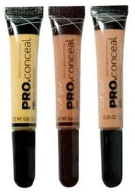 LA GIRL PRO HD CONCEALER COMBO OF 3 PCS imported brand high quality product