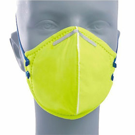 Elanor N95 Anti-Pollution Smart filter Mask, Unisex (Large)