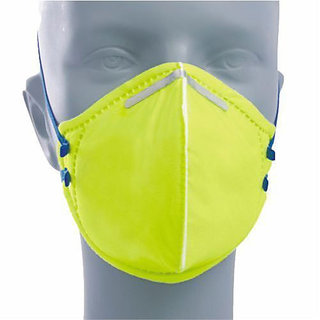 Elanor N95 Anti-Pollution Smart filter Mask, Unisex (Large)
