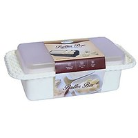 500 ml Plastic Microwave safe Food Storage, butter box,