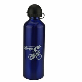 AVMART 750 ML Blue Stainless Steel Bottle Sipper for Gym, Running, Sports, Yoga, Office