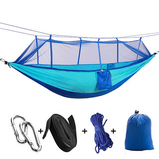 Double Camping Hammock Anti Mosquitto