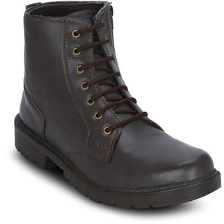 Kielz-Mens-Brown-Casual-Boots