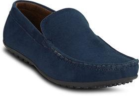 Kielz-Blue-Slip-On-Men's-Loafers