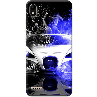 sale retailer 5519f bce70 FurnishFantasy Mobile Back Cover for Infinix Smart 2 (Product ID - 0247)