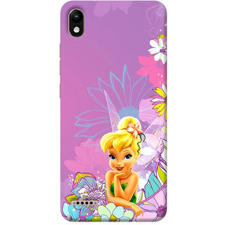FurnishFantasy Mobile Back Cover for Infinix Smart 2 (Product ID - 0648)