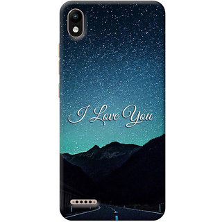 FurnishFantasy Mobile Back Cover for Infinix Smart 2 (Product ID - 1102)