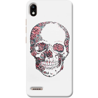 FurnishFantasy Mobile Back Cover for Infinix Smart 2 (Product ID - 1826)