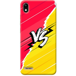FurnishFantasy Mobile Back Cover for Infinix Smart 2 (Product ID - 1466)