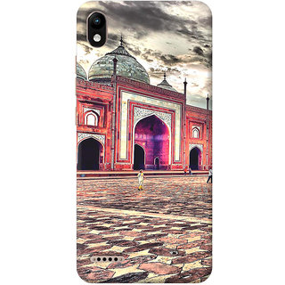 FurnishFantasy Mobile Back Cover for Infinix Smart 2 (Product ID - 0741)