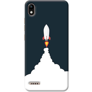FurnishFantasy Mobile Back Cover for Infinix Smart 2 (Product ID - 1467)