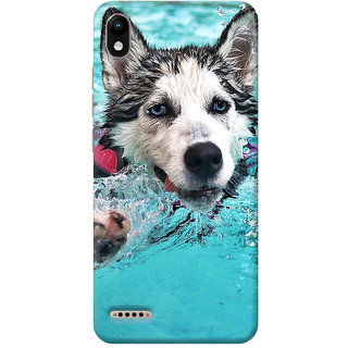 FurnishFantasy Mobile Back Cover for Infinix Smart 2 (Product ID - 0358)