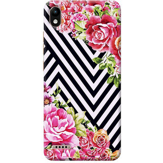 FurnishFantasy Mobile Back Cover for Infinix Smart 2 (Product ID - 1468)