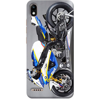 FurnishFantasy Mobile Back Cover for Infinix Smart 2 (Product ID - 0742)