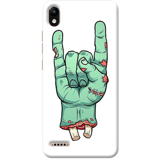 FurnishFantasy Mobile Back Cover for Infinix Smart 2 (Product ID - 1469)