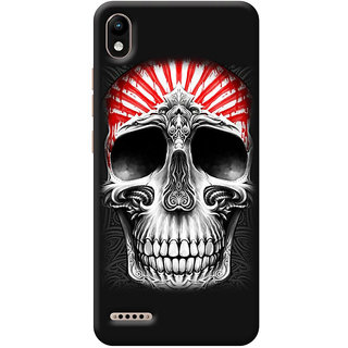 FurnishFantasy Mobile Back Cover for Infinix Smart 2 (Product ID - 1108)