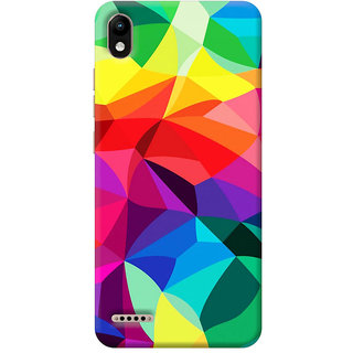 FurnishFantasy Mobile Back Cover for Infinix Smart 2 (Product ID - 0360)