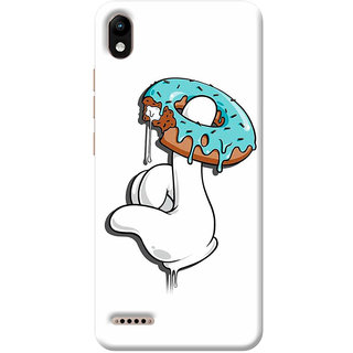 FurnishFantasy Mobile Back Cover for Infinix Smart 2 (Product ID - 1831)