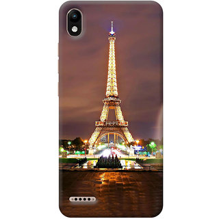 FurnishFantasy Mobile Back Cover for Infinix Smart 2 (Product ID - 1832)