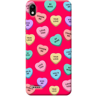 FurnishFantasy Mobile Back Cover for Infinix Smart 2 (Product ID - 1111)